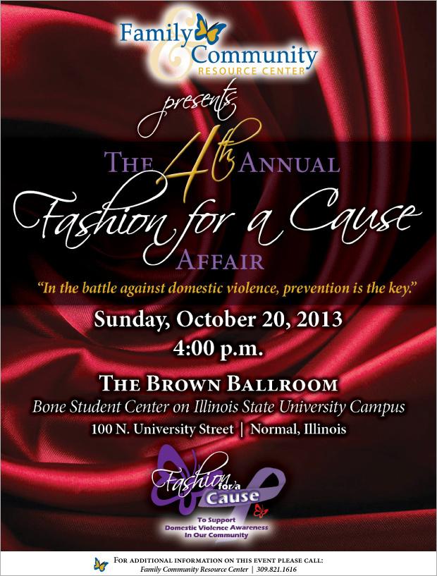 4th Annual Fashion for a Cause