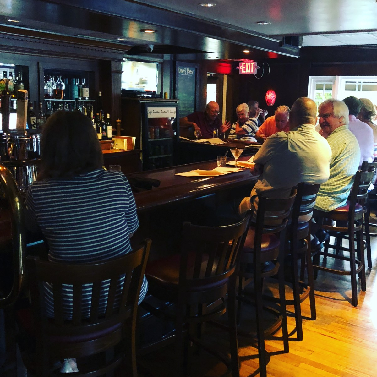routier bar setting