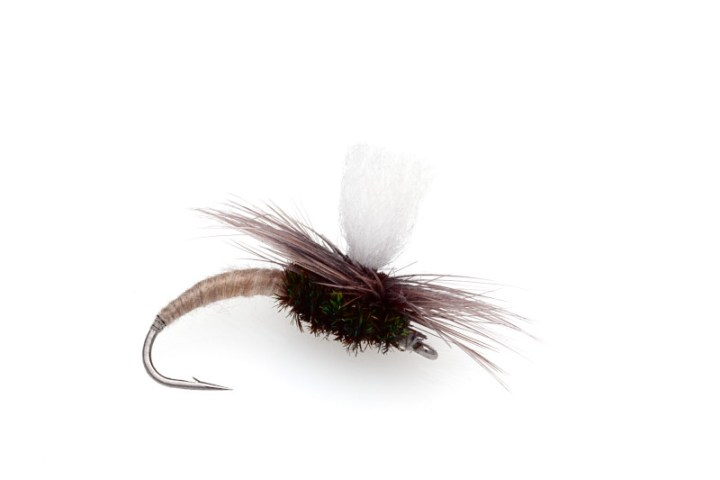 Klinkhamer fly tied by Hans van Klinken