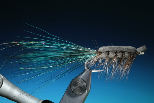 fly tying gartside gurgler fly