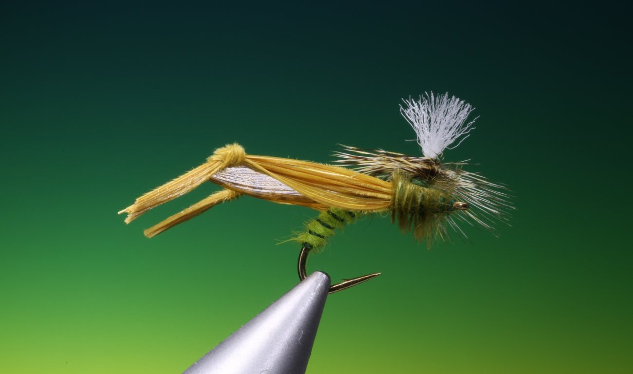 fly tying the klinkhopper