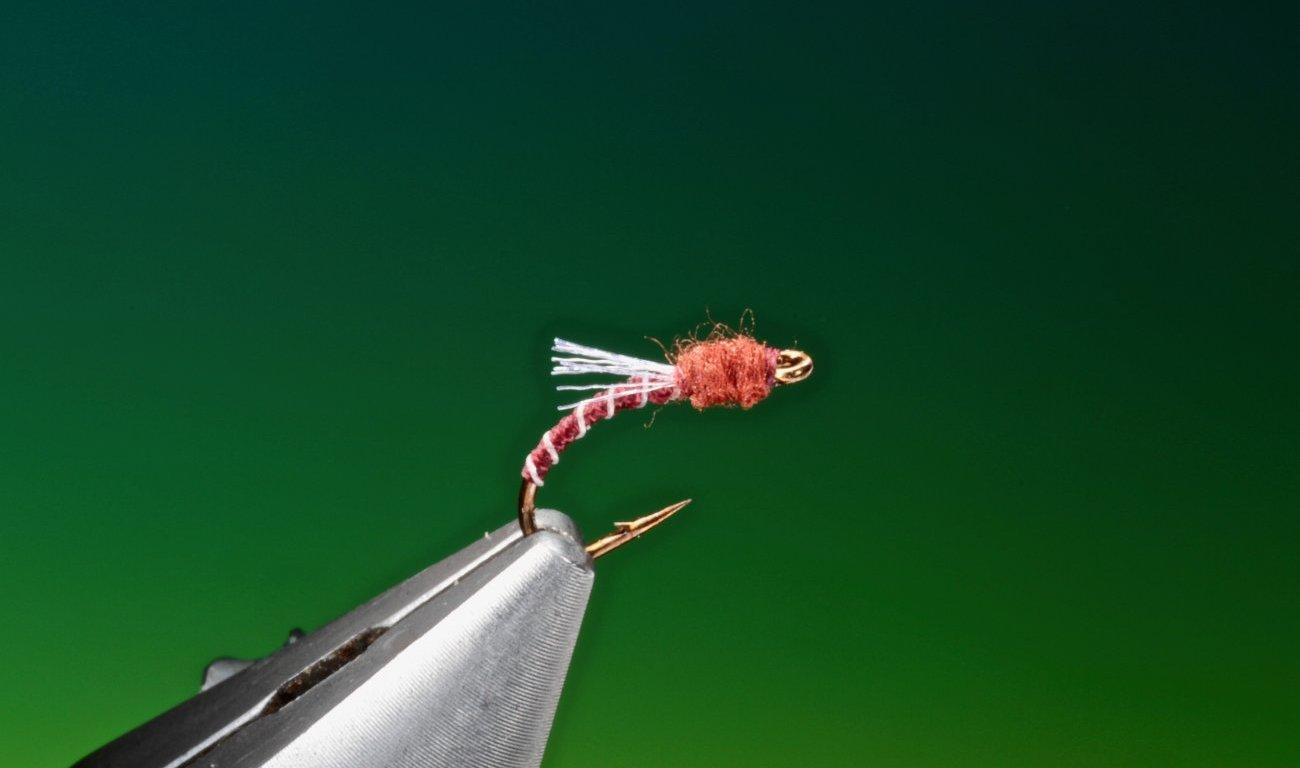 fly tying videos Top secret midge fly
