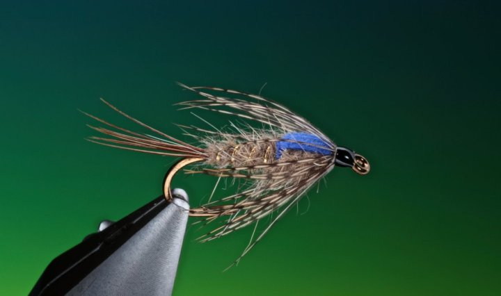 how to tie Atherton Medium nymph
