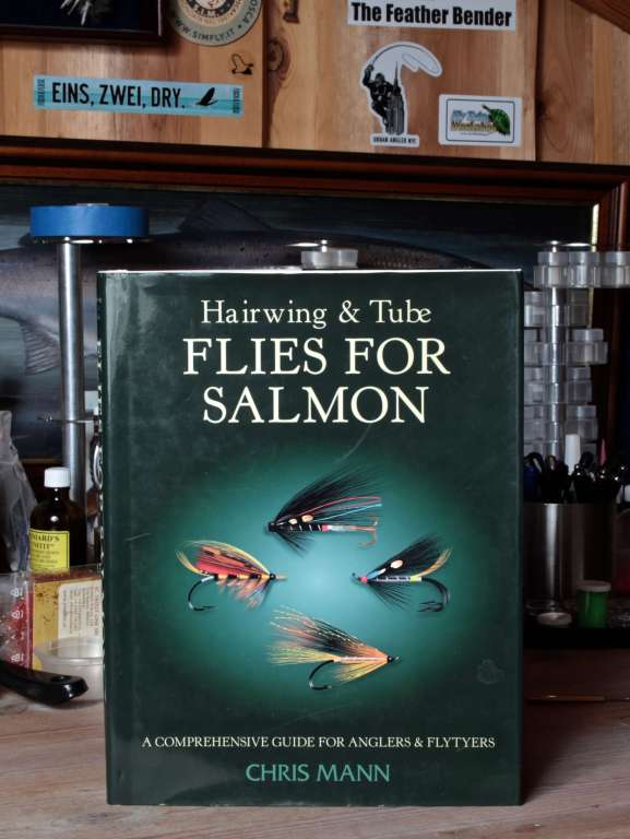 Chris Mann- Hairwing & Tube Flies For Salmon