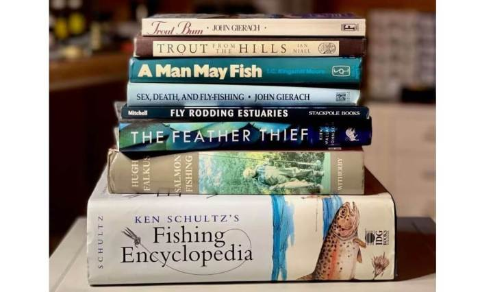 best fly fishing books Barry Ord Clarke recommendation