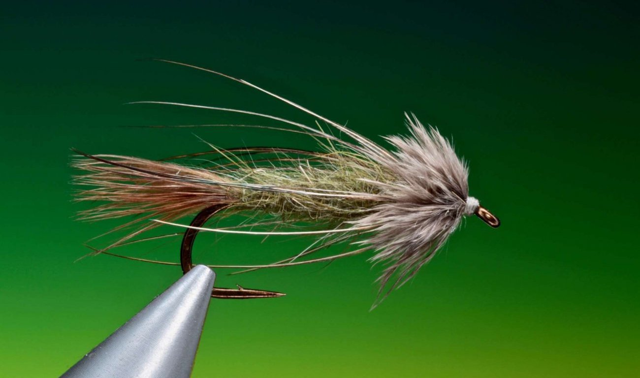 Fishing Feather Hooks Flies Fly Tying Hair ..Fly Hook .. Tools,