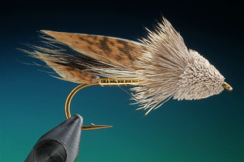 Muddler Minnow tied by Barry Ord Clarke
