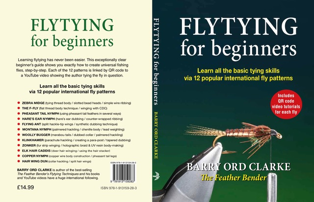 cover flytying for beginners book ba barry ord clarke