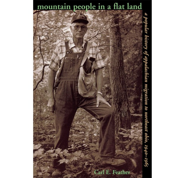 Mountain People in a Flat Land cover