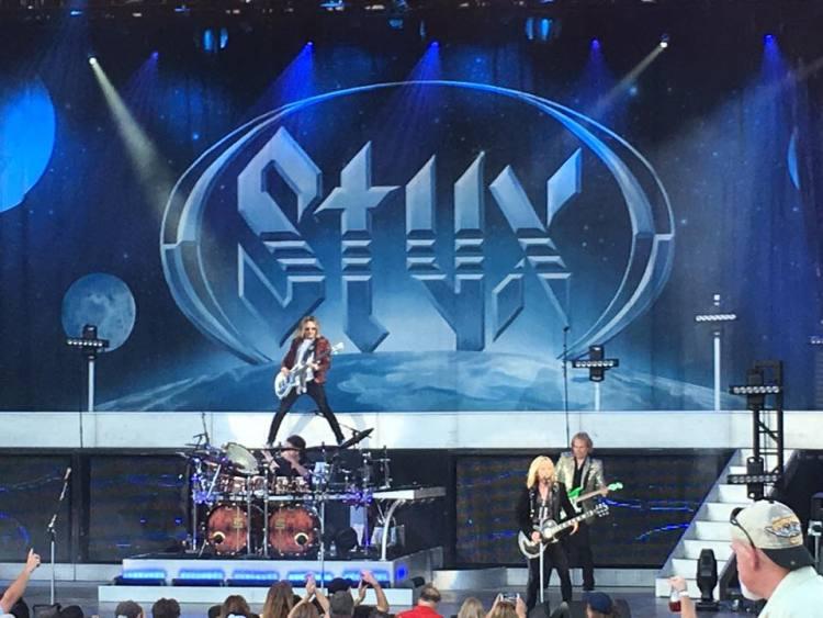 Summer concert series - Styx