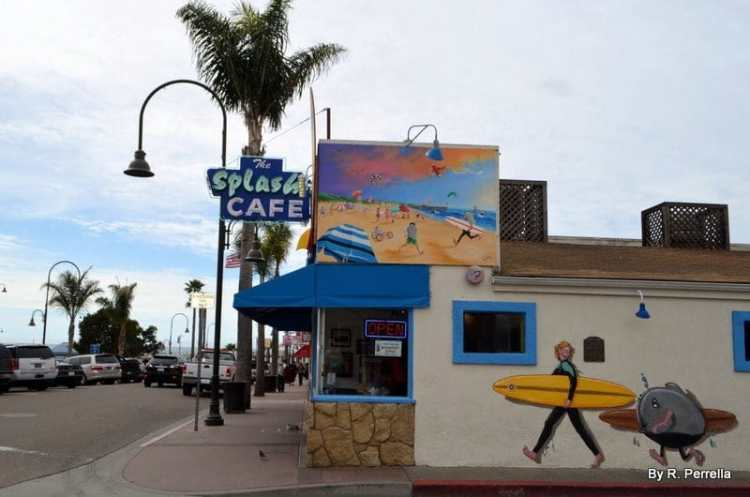 Splash Cafe in Pismo Beach
