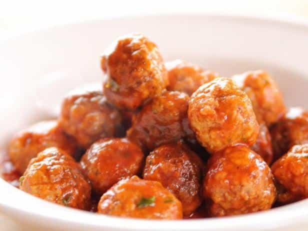 Meatballs for Super Bowl