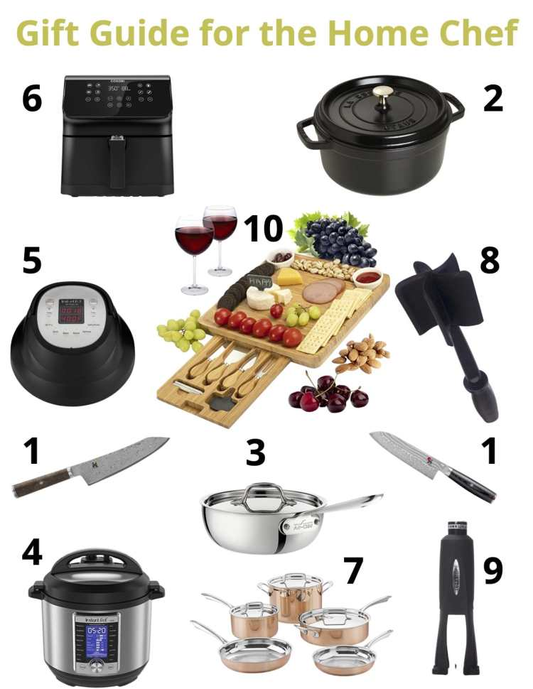 Items in Gift Guide for Home Chef