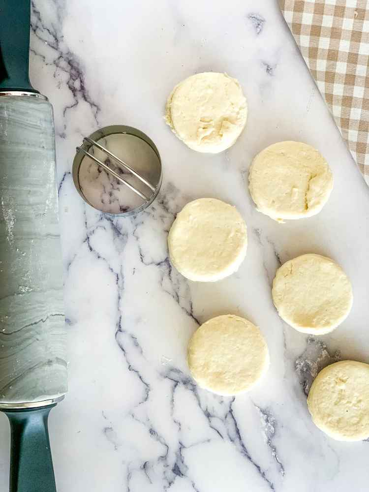 making biscuits from scratch at home for 3 ingredients biscuits