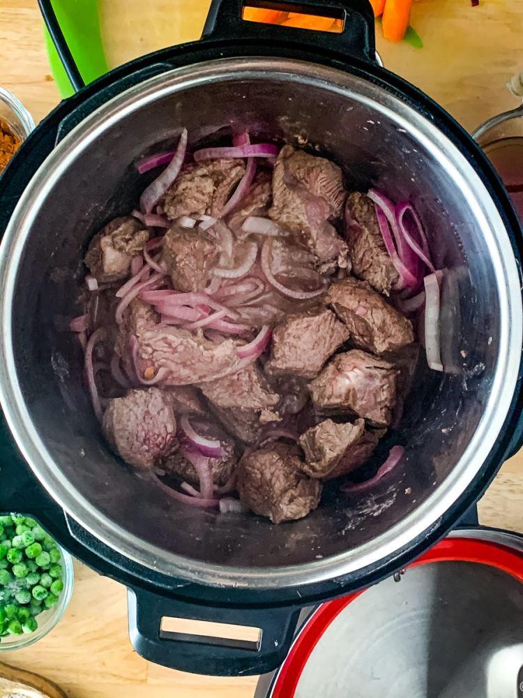 Beef Stew in the Instant Pot, Beef stew recipe, easiest beef stew