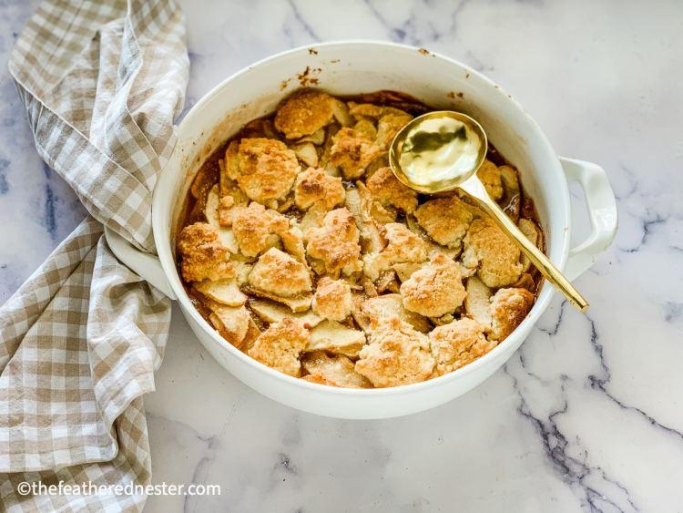 bisquick apple cobbler recipe