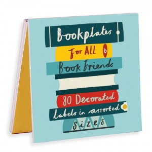 """Book Friends """"This Book Belongs to"""" Labels"""