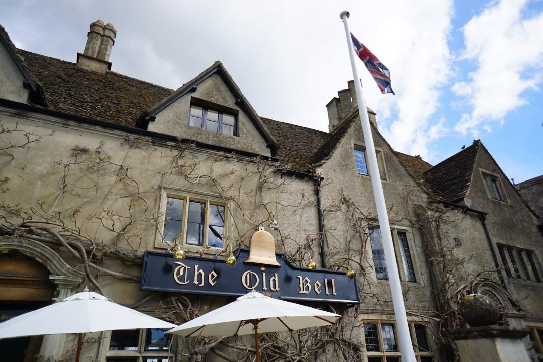 The Old Bell Hotel, Malmesbury, England - TheFebruaryFox.com