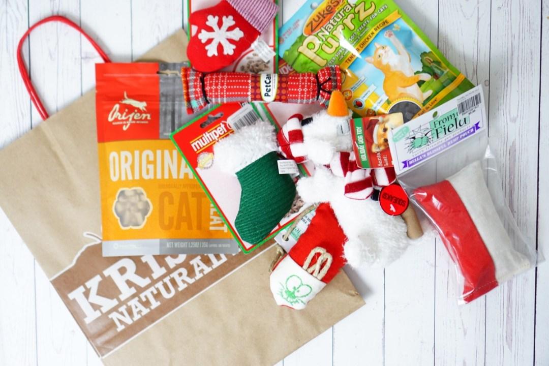 Neighbor Christmas Gift - Dog Treats!