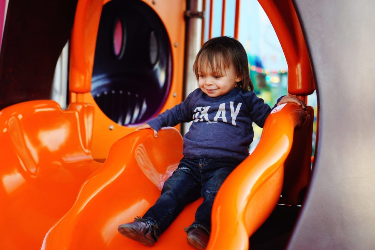 True Life: I'm a Mom with Playground Anxiety