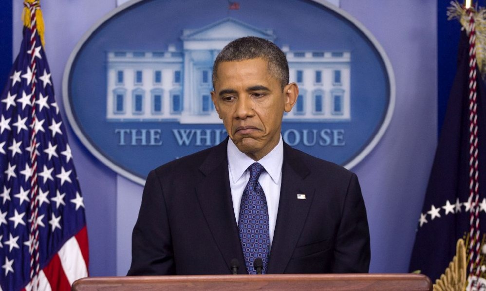Barack Obama: Worst. President. Ever.