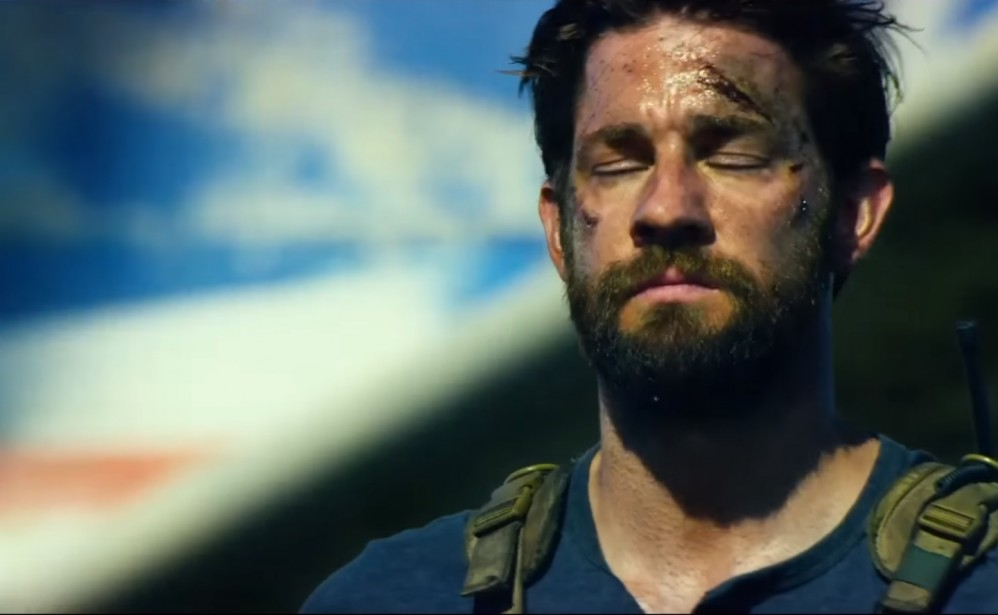 Thank Citizens United That You Can See '13 Hours' This Weekend
