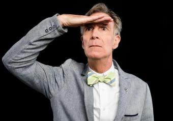 'Science Guy' Bill Nye's View Of Humanity Is Repulsive