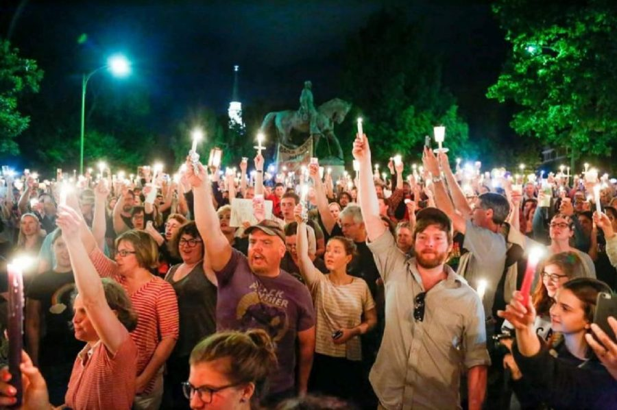 Image result for nazis march in charlottesville