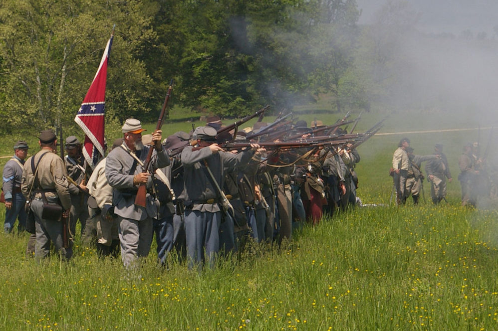 The Confederacy Still Lingers Within The Progressivism That Birthed It