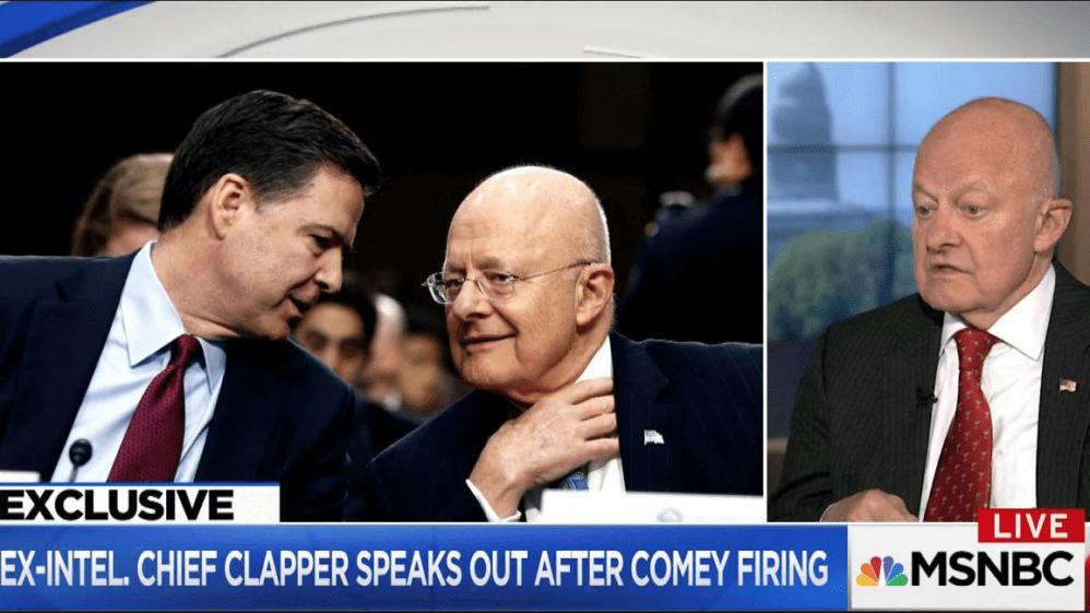 Comey's Memos Indicate Dossier Briefing Of Trump Was A Setup