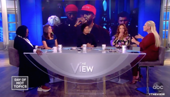 'The View' Hosts Write Off Kanye's Trump Openness As Mental Illness