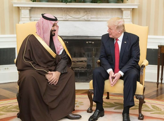 The DC Establishment Gets Almost Everything Wrong About Trump's Saudi Posture