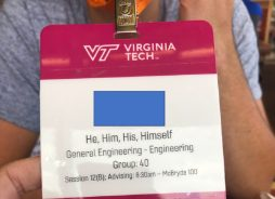 My Son's Freshman Orientation At Virginia Tech Was Full Of Leftist Propaganda