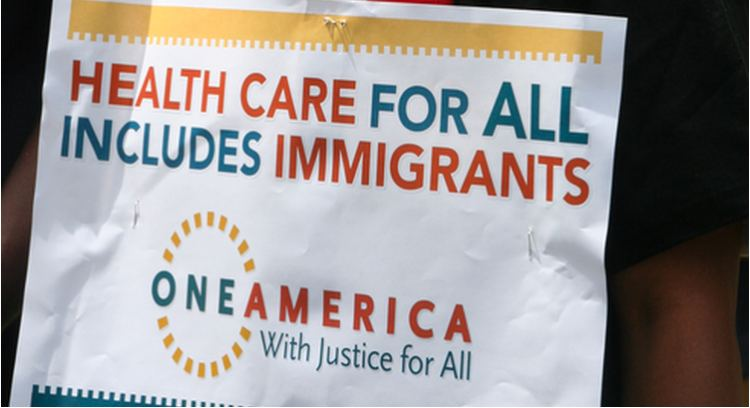 Resultado de imagen para obama care immigrants