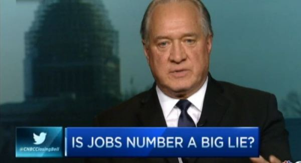 Gallup CEO; I Might Disappear For Telling Truth About Obama