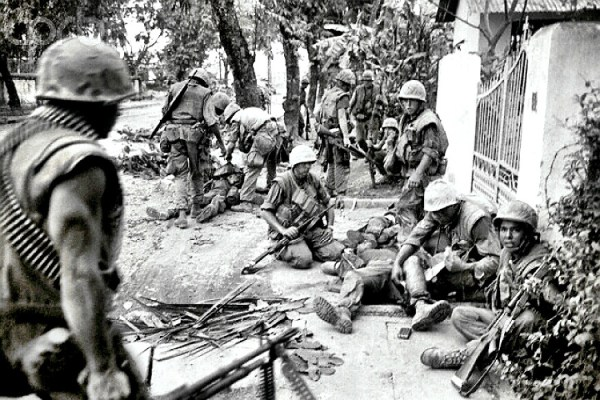 21 Sad, Lonely, and Tough Images from the Vietnam War