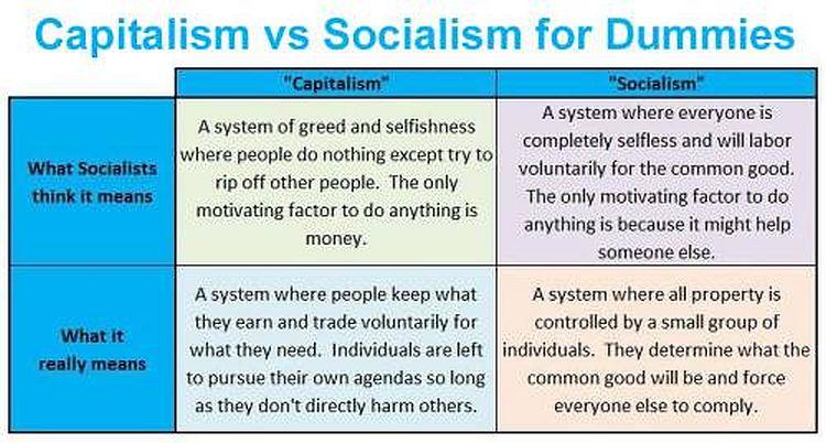 Image result for capitalism vs socialism