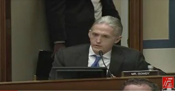 JUST IN: Trey Gowdy Makes A Big Move Days Before Trump is ...