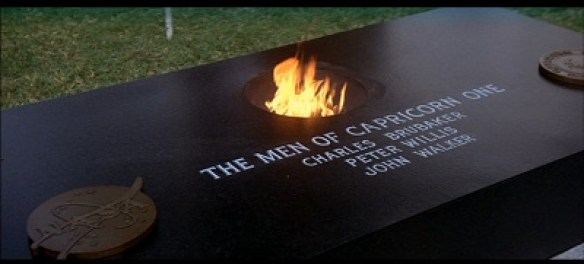 Capricorn One Eternal Flame