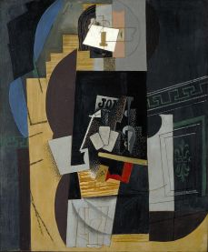 Card Player, 1914