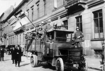 Kapp-Putsch, Marine-Brigade Erhardt