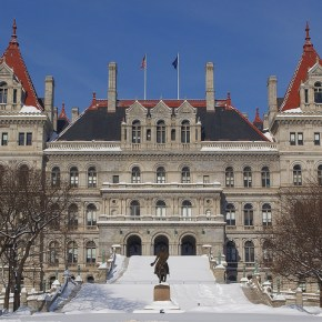 Advocacy in Action: Annual Pilgrimage to Albany