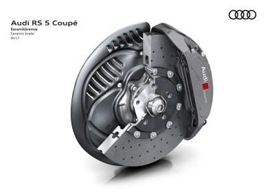 Ceramic brake
