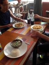 Bicol Express/Spaghetti/Pancit