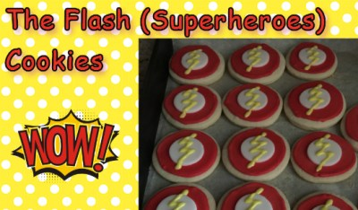 Easy Almond Sugar Cookies – Flash Theme (part 2)