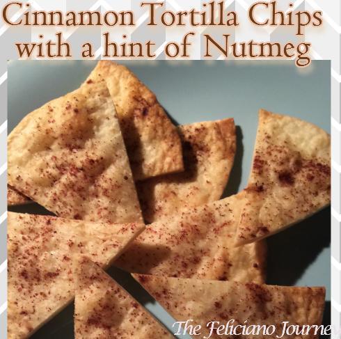 cinnamon nutmeg chips