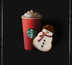 Starbucks Merry Mondays starting @ 2pm today