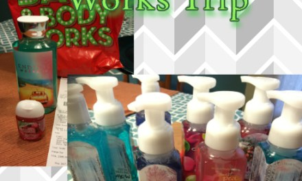 Bath & Body Works Trip 11/25/15 – OOP $27.86 for $81.07 worth