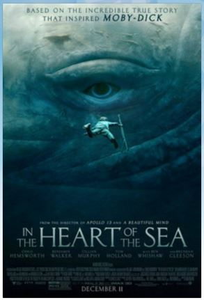 In the Heart of the Sea enter sweepstakes (Nashville, TN) 12/8