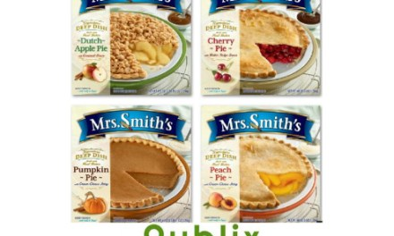 Publix Mrs. Smith's Pies as low as $2.50 each